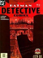 侦探漫画漫画