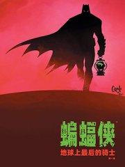 蝙蝠侠:地球最后的骑士漫画