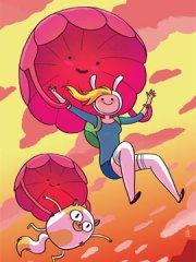 菲欧娜和蔻可的探险时光漫画