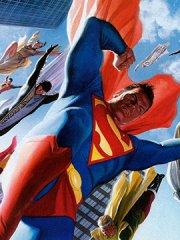 超人:新氪星漫画