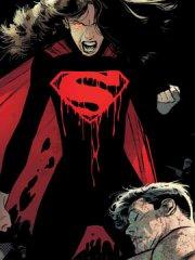 黑暗多元宇宙传说:超人之死漫画
