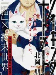 Walking cat漫画