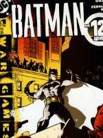 蝙蝠侠:战争游戏漫画