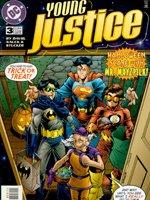 少年正义联盟1998漫画
