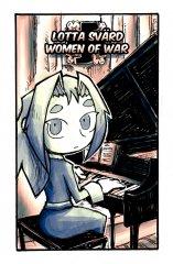 洛塔·施瓦德:战火中的女性漫画