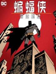 蝙蝠侠-冒险继续漫画