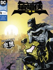 蝙蝠侠与信标海报