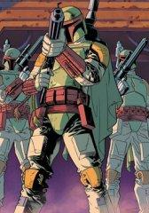 星球大战:死灰复燃漫画