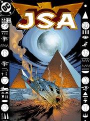 JSA v1漫画