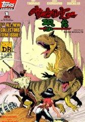 凯迪拉克与恐龙漫画