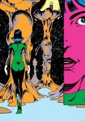 阿兰·摩尔的绿灯故事海报