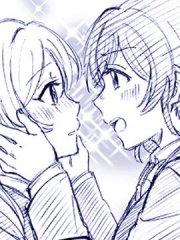 绘里&希的百合日常漫画