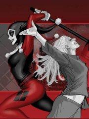 哈莉·奎因:黑白红漫画