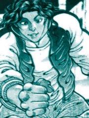 烈海王似乎打算在幻想乡挑战强者们的样子漫画