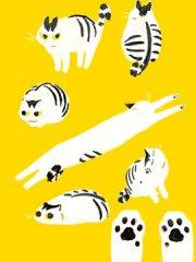 和猫在一起生活的日记漫画