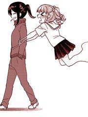 想要告白的女孩子与不答应的女孩子漫画