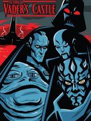 星球大战:回到维达的堡垒漫画