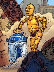 星球大战:废品堆英雄漫画
