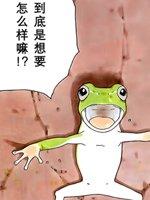 丑蛙姑娘漫画