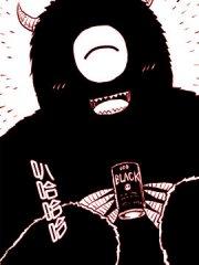 来到黑工厂的黑色新人漫画