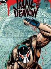 蝙蝠侠:贝恩与恶魔海报