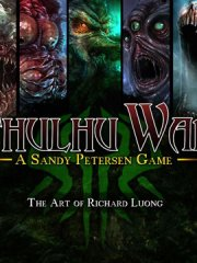 Cthulhu Wars: A Sandy Petersen Game - The Art of Richard Luong漫画
