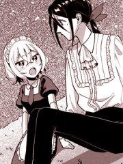 吸血鬼主人与女仆小姐的百合漫画