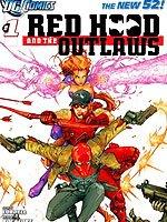 新52红头罩与法外者漫画