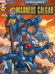 战锤40K:马涅乌斯·卡尔加漫画