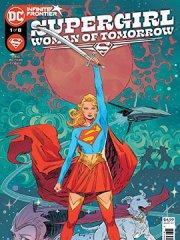 超级少女:明日之女漫画