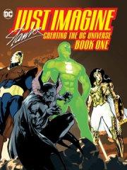 试想一下斯坦李的DC宇宙漫画