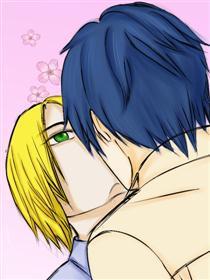 我被舍友强吻了漫画