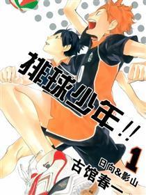 排球少年!!漫画