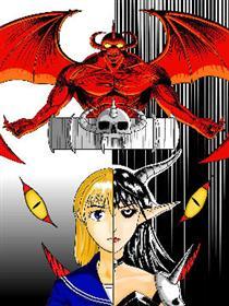 恶魔手镯漫画