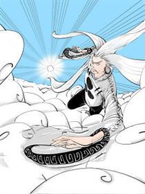 元古上族漫画