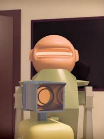 复仇机器人联盟漫画