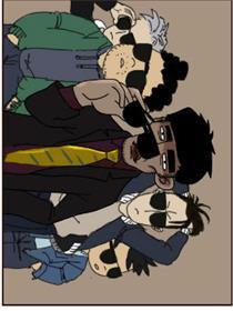 驴哥和他的朋友们漫画