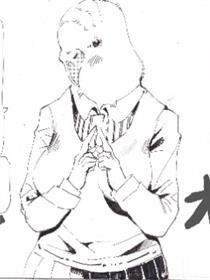 鹦鹉女友漫画