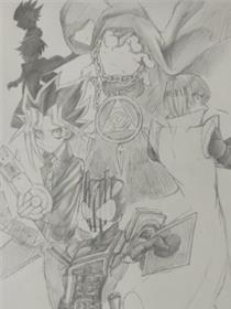 【AA】游戏王RIDERS漫画